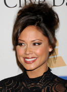 Vanessa Minnillo - Pre-Grammy Gala & Salute To Icons Honoring David Geffen in Beverly Hills, February 12, 2011