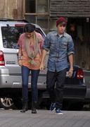 th 55519 Selena3 123 170lo Selena Gomez   at a restaurant in Hollywood 01/10/2012