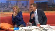 Kate Garraway | GMTV 25/08/10 *Upskirt* | MU | 1MB