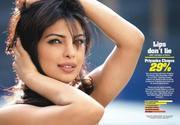 Priyanka Chopra - Filmfare August 2012