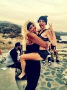 "Miley Cyrus - Behind the scenes - ""We Can't Stop"" music video"