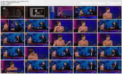 Lena Dunham @ The Daily Show w/Jon Stewart 2013-01-17