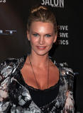 Natasha Henstridge @ The WTB Spring 2011 Fashion Show during LA Fashion Week - Oct. 17, 2010 (x13)