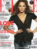 Marion Cotillard - Elle October 2010 (10-2010) France