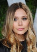 Elizabeth Olsen- Vanity Fair Oscar Party in West Hollywood 0/26/12- 7 HQ