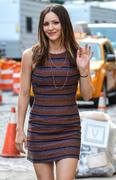 Katharine McPhee - on the set of Smash in New York 09/25/12