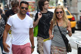 Kelly Ripa | Shopping in SoHo | July 27 | 18 pics