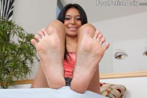 Foot Loving Lesbians Georgia & Valerie
