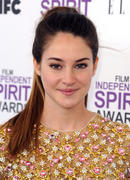 Shailene Woodley @ 2012 Film Independent Spirit Awards in Santa Monica 02/25/12-  HQ