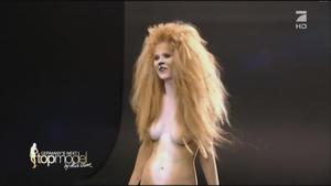 Luisa Hartema  nackt